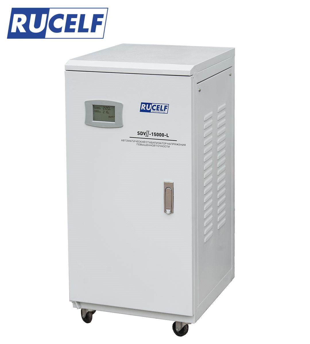 Стабилизатор 25 кВА SDV II-25000-L однофазный
