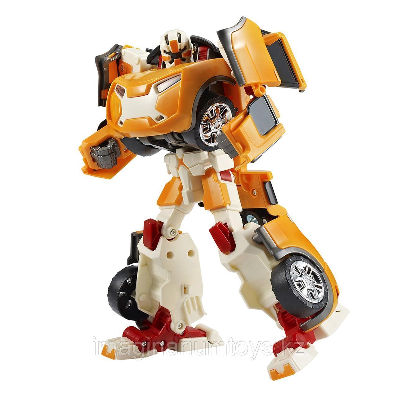 ТОБОТ Эволюция X трансформер робот
