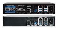 QSC контроллеры звука Q-SYS Core 8 Flex и Core Nano