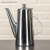 Чайник «Султан», 1,5 л, 17×11×23,5 см, фиксированная ручка