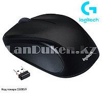 Компьютерная мышь беспроводная оптическая 1000 dpi USB Logitech M235 Wireless Mouse черный