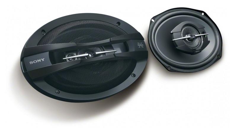 """Динамики Sony XS-GTF6938 / 6""""x9"""" Peak Power 420 Вт"""