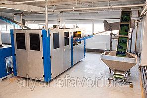 Автоматическая линия для производства ПЭТ-бутылок ZS-F2, фото 2
