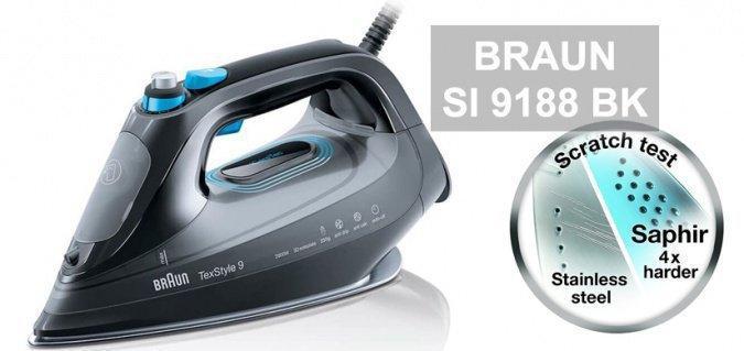 Утюг Braun  SI9188BK