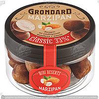 Конфеты из марципана, картошка, Grondard, 160г