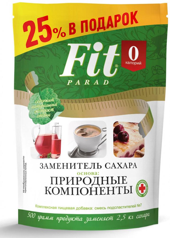 Заменитель сахара «ФитПарад №7», 500 г