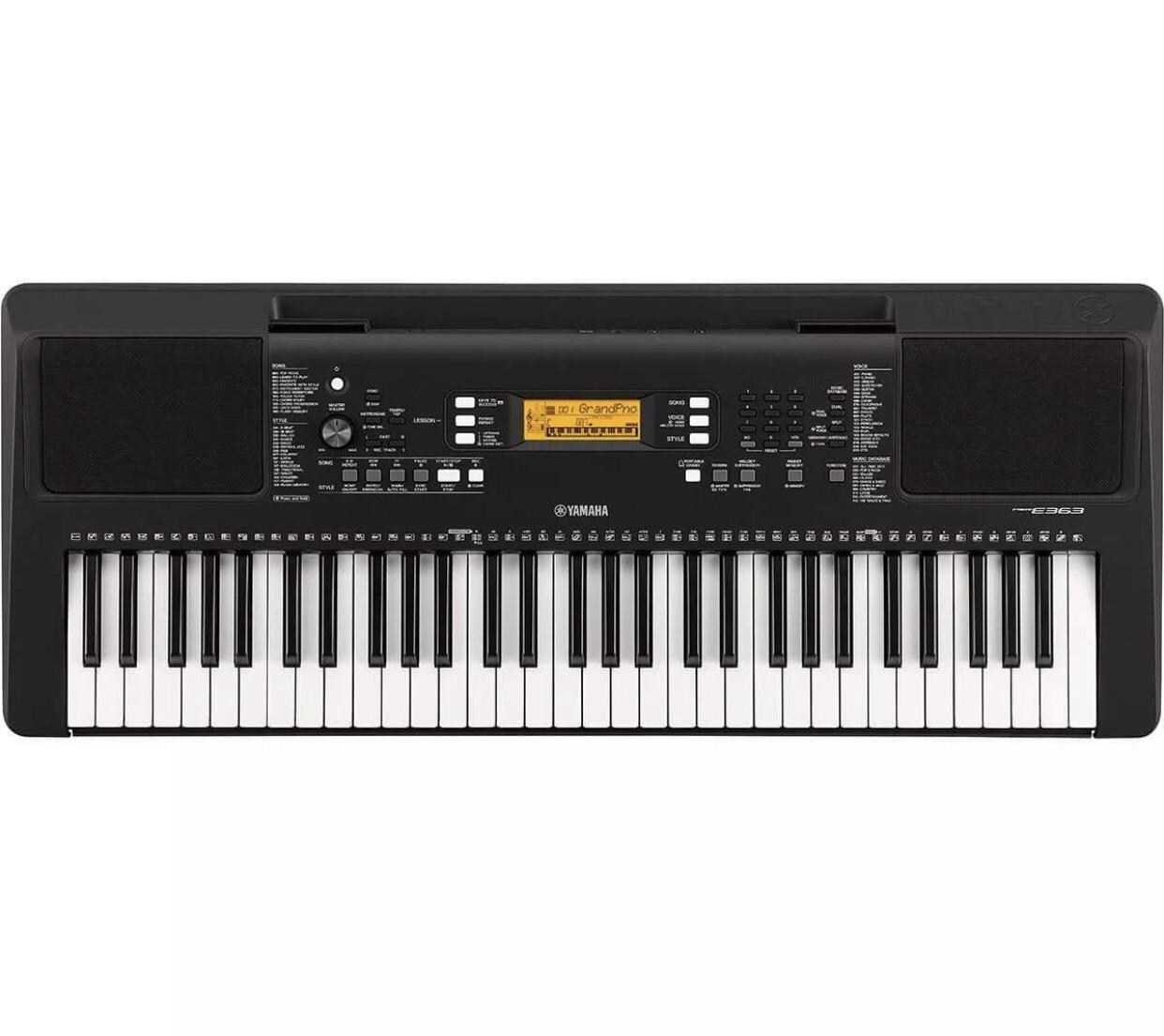 Синтезатор YAMAHA PSR-E373