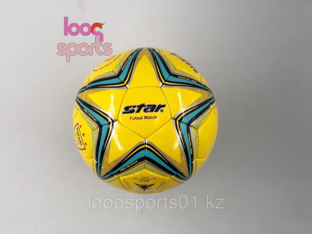 Футбольный мяч Star (размер 4) сшитый