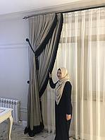 Пошив штор на заказ Ролл -шторы, жалюзи, покрывал и другое Алматы шторы для ресторана чехол на заказ