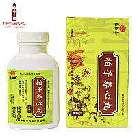 Пилюли Baizi Yangxin Wan/Бай Зи (Успокаивает нервную систему)