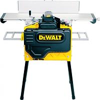 DeWalt, D27300, Рейсмусно-фуговальный станок, 2100 Вт, ч.в. 6200 мин, глубина строгания 4 мм
