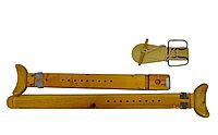 Шина транспортная деревянная для ног Дитерихса