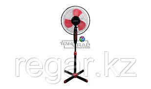 Вентилятор Polaris PSF-40V, черный/красный