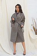 Кашемировое серое пальто от La Vie, Турция 44