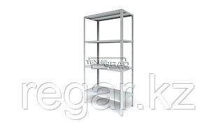 Стеллаж ST 200х100х50 4 полки/100 кг