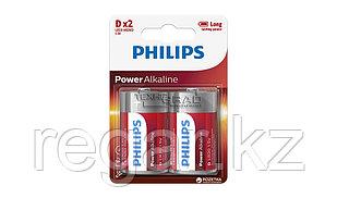 Батарейки LR20P2B/10 D POWER ALKALINE B2