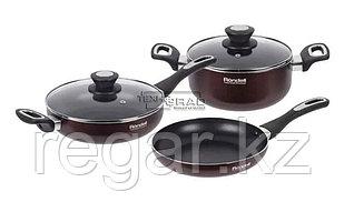 Набор посуды Praktika Rondell RDA-576 (5 предметов)