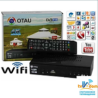 OTAU TV Т2 цифровая приставка тв тюнер