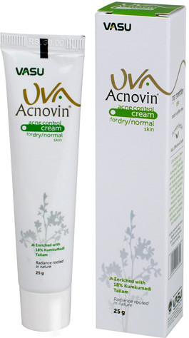 Крем для лица против прыщей «Acnovin»