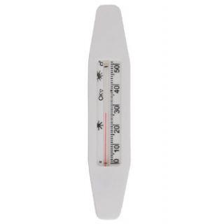 Термометр бытовой сувенирный П-12 (0...+50) ц.д.1, основание-пластмасса, 180х120мм