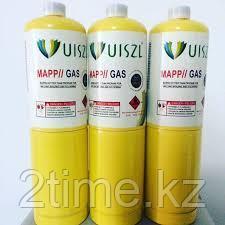 Газ MAPP, для горелок, США