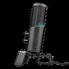 Студийный USB-микрофон Trust GXT 258 Fyru 4 in 1 Streaming (Black)