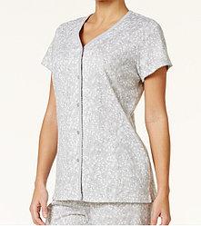 Charter Club Женская пижамная рубашка