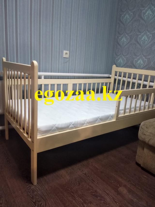 Детская кровать Pituso Emilia слоновая кость