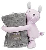 Место для сна Junior для щенков, с игрушкой кроликом - 75 × 50 cm