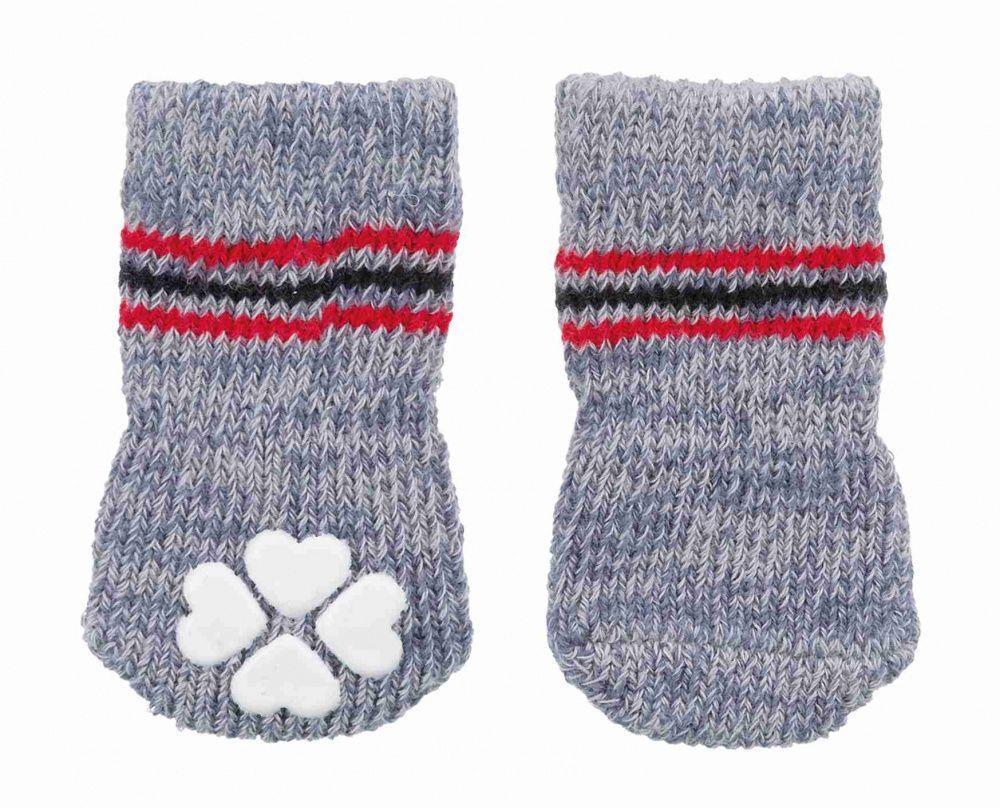 Носочки Trixie для собак, Хлопок, 2 шт - L