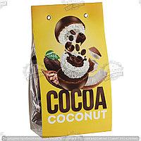 Конфеты глазированные с Шоколадом и кусочками какао-бобов, 140гр
