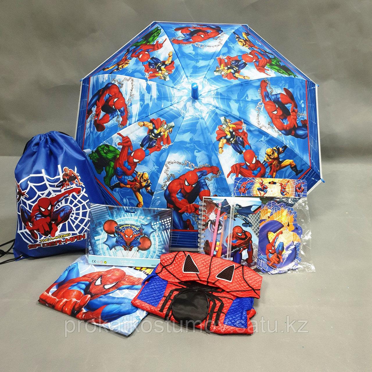 """Подарочный набор """"Spider-Man 02"""" (№019) - фото 1"""