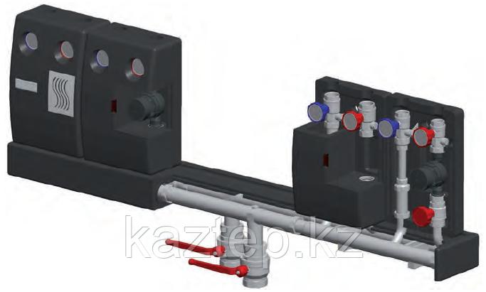 Распределительные коллекторы HKV 160 мм средней мощности