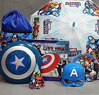 """Подарочный набор """"Captain America"""" (№007)"""