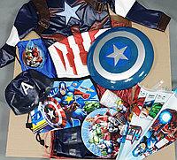 """Подарочный набор """"Captain America 02"""" (№002)"""