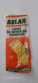 Резиновые перчатки Belar (600 шт) Вес одной пары 35гр.