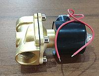 """Клапан электромагнитный 220в норм.закрытый 3\4"""" металический"""