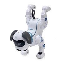 Радиоуправляемая собака-робот Stunt Dog !