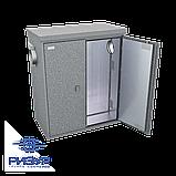 Термошкафы металлические РизурБокс-М-РВ (RizurBox-M-RV) разъёмные вертикально, фото 3