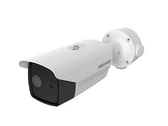 Hikvision DS-2TD2617B-6/PA Тепловизионная цилиндрическая IP-камера