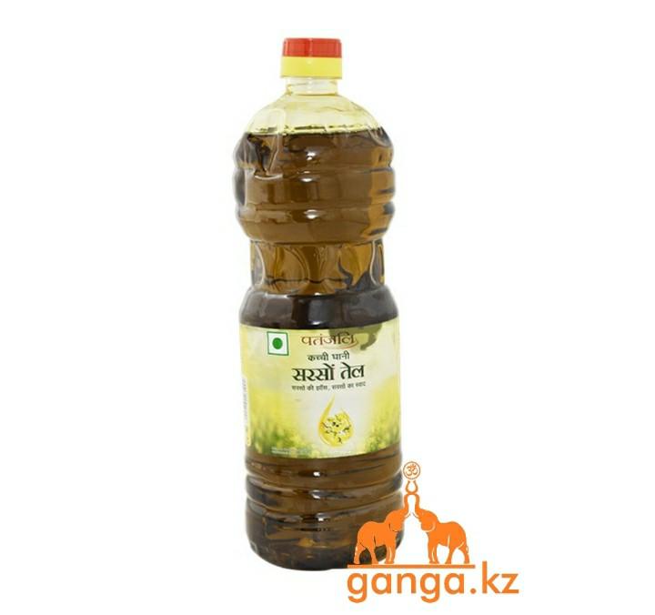 Горчичное масло (Mustard Oil PATANJALI), 500 мл