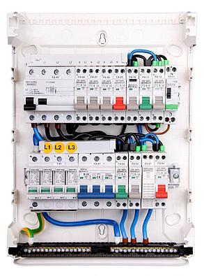 Изготовление и сборка Электрических Щитов, фото 2