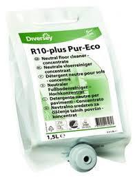 Нейтральное средство для мытья полов.TASKI ROOM R10 PLUS PUR-ECO 1.5L