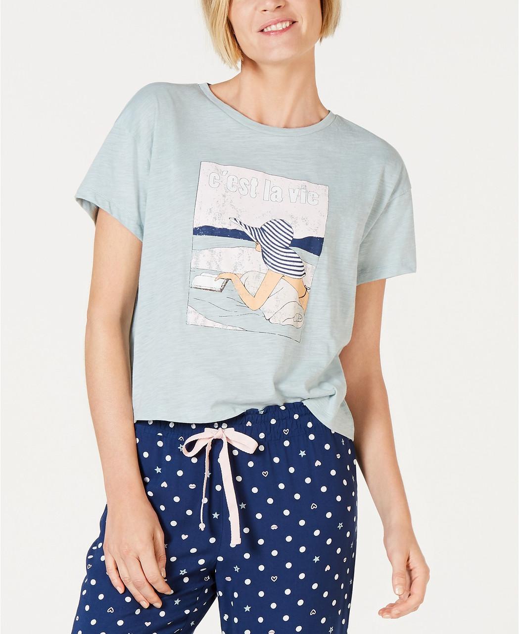 Jenni Женская пижамная футболка 2000000376530