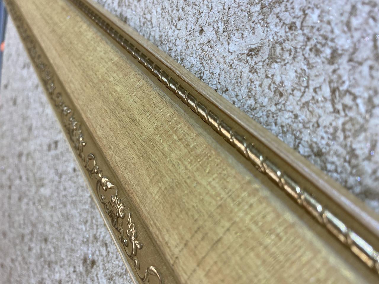 Полиуретановые молдинги Door Frame E-02 Rich Maple 65*18
