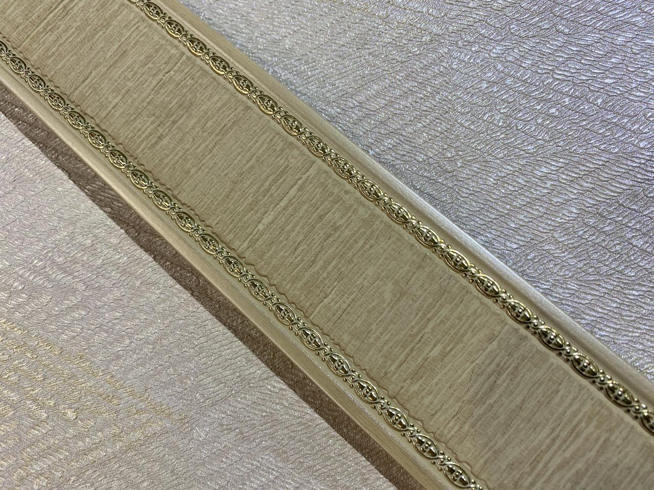 Полиуретановые молдинги Plate W-60 White 60*9