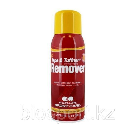 Жидкость  спрей для снятия тейпов, Mueller Tape & Tuffner Remover, 283 грамма.