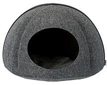 Домик Trixie Evi для собак, фетр - ø 43 × 32 cm