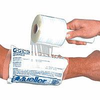 Mueller EZ-WRAP, фиксирующая стреч-пленка для холодных пакетов, 10 см x 305 м