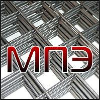 Сетка 4Вр1-200/4Вр1-200 сварная из проволоки в картах кладочная арматурная дорожная металлическая стальная